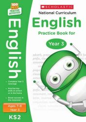 National Curriculum English Practice Book for Year 3 (100 Practice Activities)