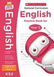 National Curriculum English Practice Book for Year 5 (100 Practice Activities)