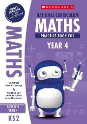 National Curriculum Maths Practice Book for Year 4 (100 Practice Activities)