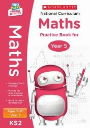National Curriculum Maths Practice Book for Year 5 (100 Practice Activities)