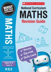 Maths Revision Guide - Year 4 (National Curriculum Revision)