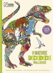 What on Earth? The Nature Timeline Wallbook + Pocket Magnifier (Timeline Wallbooks)