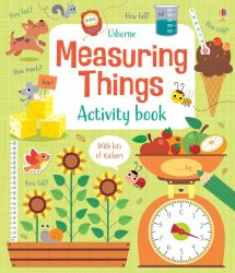 Measuring Things Activity Book (Usborne)