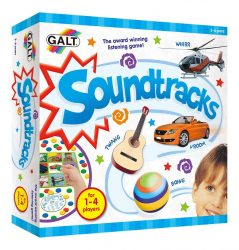 Galt Toys Soundtracks Listening Game