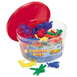 Learning Resources Backyard Bugs Counters (Pack of 72)