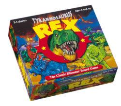 Paul Lamond Tyrannosaurus Rex (T-Rex Dinosaur Board Game)