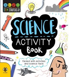 Science Activity Book (STEM series - b small publishing)