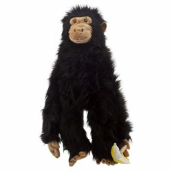 The Puppet Company - Chimp Monkey (Large Primate Hand Puppet)