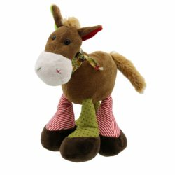 Wilberry Snuggles - Standing Horse (Soft Toy)