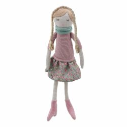 Wilberry Dolls - Pink Doll (Soft Toy)