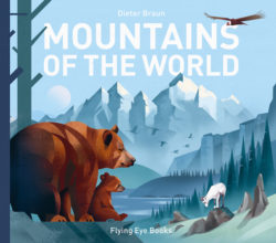 Mountains of the World (Flying Eye Picture Book, Hardcover)