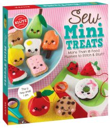 Sew Mini Treats (Klutz - Sewing Arts & Crafts Kit)