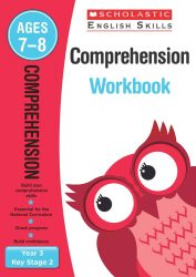 Scholastic Comprehension - Year 3 Workbook (KS2 English Skills)