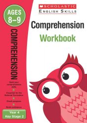 Scholastic Comprehension - Year 4 Workbook (KS2 English Skills)
