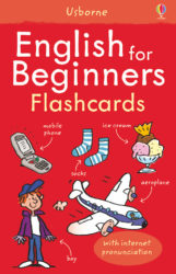 Usborne English for Beginners (Flash Cards)