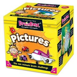 BrainBox Pictures (Memory Game)