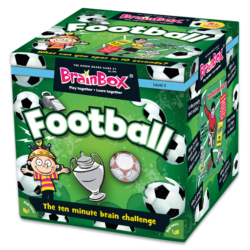 BrainBox Football (Memory Game)