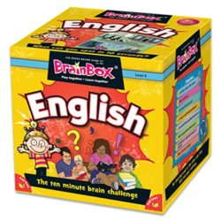 BrainBox English (Memory Game)