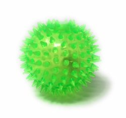 EDUPLAY Spiky Hedgehog Tactile Sensory Light Ball (Colour May Vary)