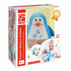 Hape Penguin Music Wobbler