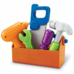 Learning Resources New Sprouts Fix It! (Toolbox + Tools)