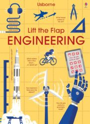 Usborne Lift the Flap Engineering (STEM Book)