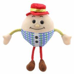 The Puppet Company Humpty Dumpty (Finger Puppet)