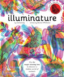 Illuminature - Discover 180 Animals with Your Magic Three Colour Lens  (Wide Eyed Editions)