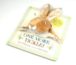 Guess How Much I Love You: One More Tickle! (Picture Book with Puppet by Sam McBratney - Walker Books)
