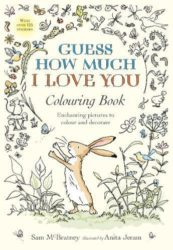 Guess How Much I Love You: Colouring Book + 125 Stickers (Sam McBratney - Walker Books)