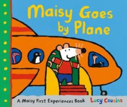 Maisy Goes by Plane (Lucy Cousins - Walker Books)