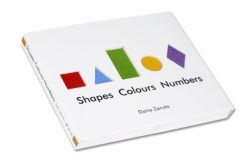 Shapes, Colours, Numbers (words & pictures Book by Dario Zeruto)