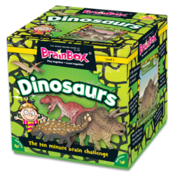 Brainbox Dinosaurs (Memory Game)