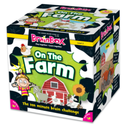 Brainbox On the Farm (Memory Game)