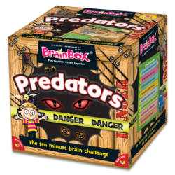 Brainbox Predetors (Memory Game)