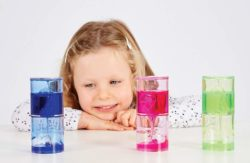 TickiT Sensory Ooze Fluid Liquid Tube Set (Pack of 3)