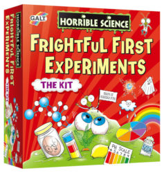Galt Toys Frightful First Experiments (STEM Science Kit for Children)