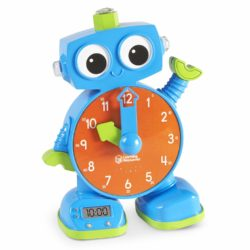 Learning Resources Tock the Learning Clock - Digital & Analogue (Tell the Time Toy)