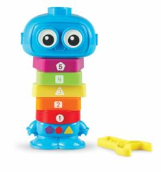 Learning Resources Count & Build TotBot (Numeracy Construction Toy)