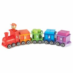 Learning Resources Count and Colour Choo Set (Toy Train)