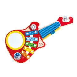 Hape 6-in-1 Guitar Band - Music Maker (Musical Sound Toy)