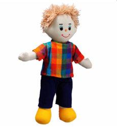 Lanka Kade Dad Doll - White Skin, Blonde Hair