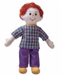 Lanka Kade Dad Doll - White Skin, Red Hair