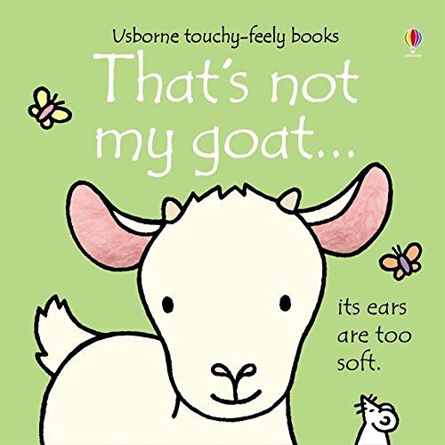 Usborne That's Not My Goat (Board Book) - WordUnited
