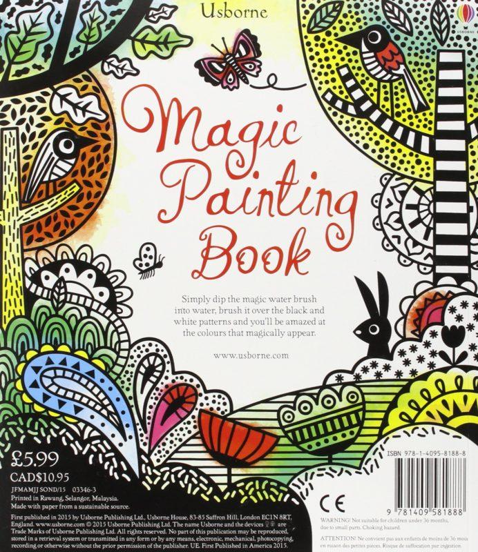 Paint by Sticker Kids: Unicorns & Magic